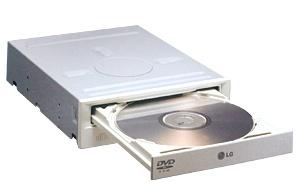 DVD-ROM LG GDR-8163B