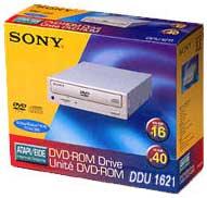 DVD-ROM Sony DDU1621 Rtl